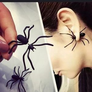 Awesome Spider Post Earrings